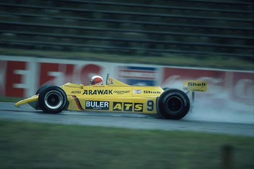 1980 Hockenheim (Marc Surer& ATS D4)