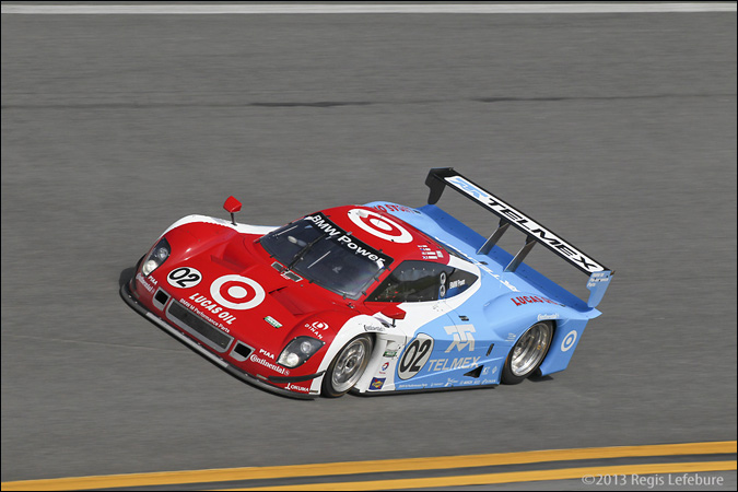 2013 Roar Before The 24 test days at Daytona Int'l Speedway, Day