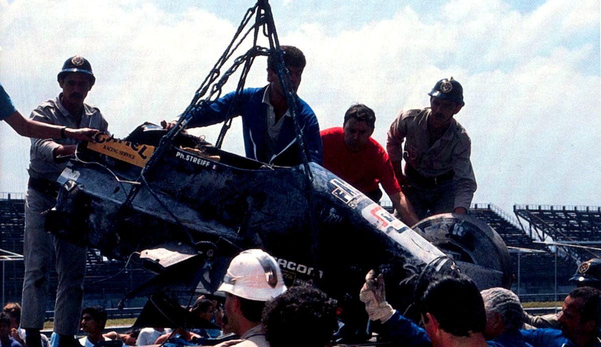 1989-Philippe-Streiff-AGS-Jacarepagua