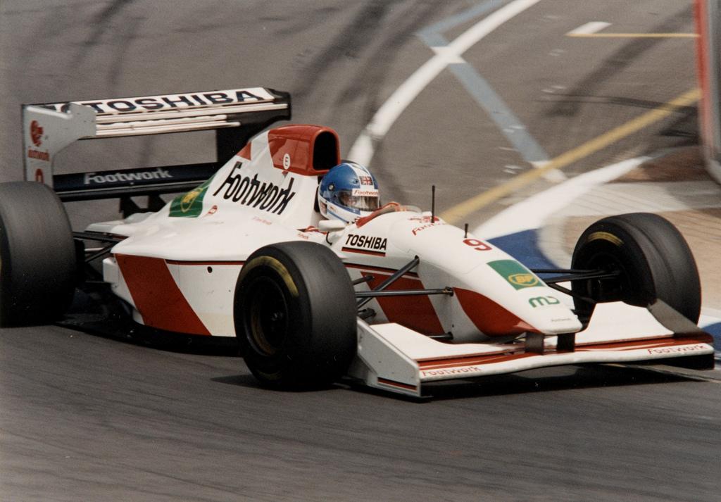 1993 Arrows FA14_2