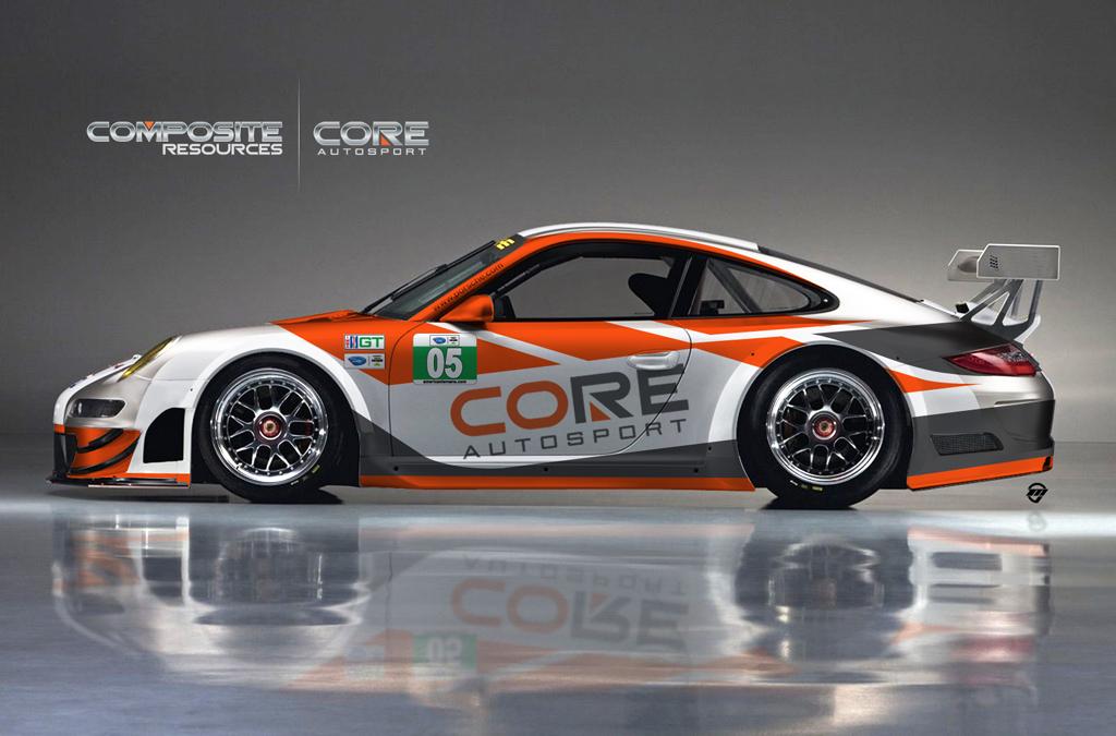 2013_ALMS_Porsche_CORE