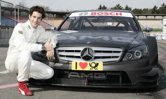 DTM - Bruno Senna