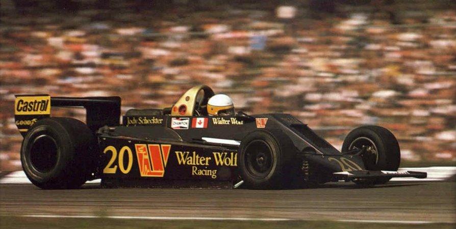 Jody Scheckter, Walter Wolf Racing WR5