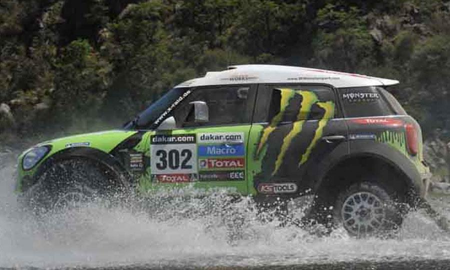 Peterhansel-Dakar-Rally