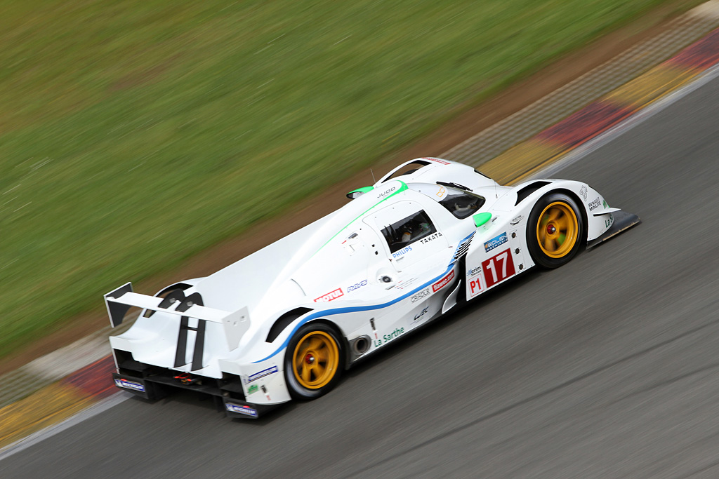 AUTO - WEC 6 HOURS OF SPA 2012