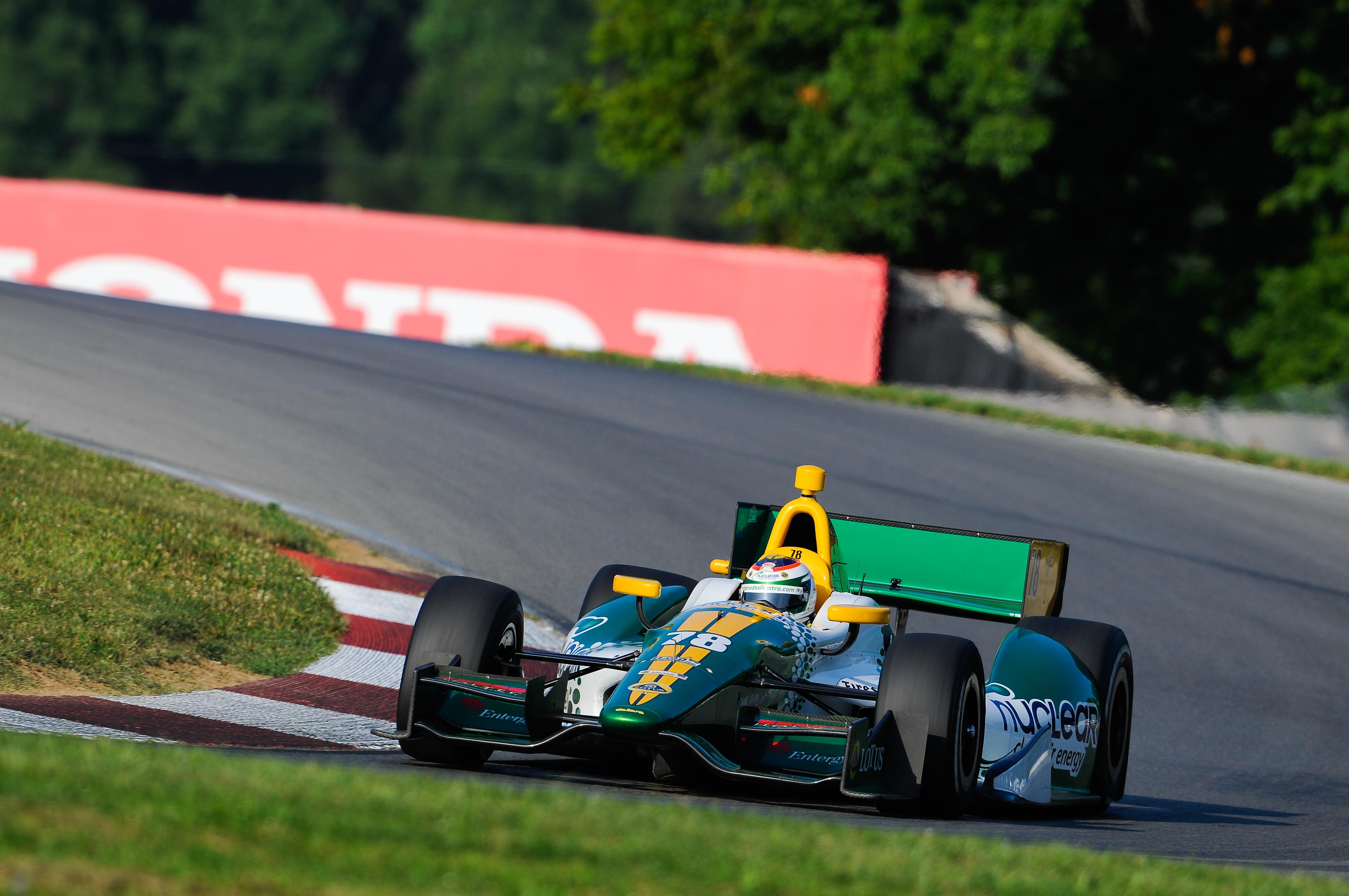2012 IndyCar Mid Ohio