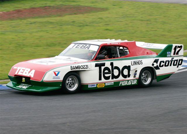 8) Stock  Car Hidroplás - Ingo Hoffmann