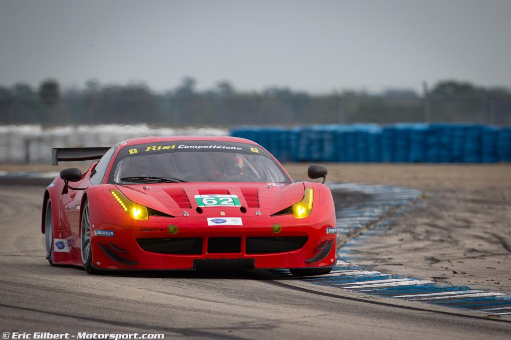 Sebring Winter Test