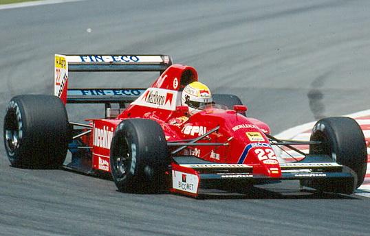 BMS_Dallara_F192_Ferrari_1992