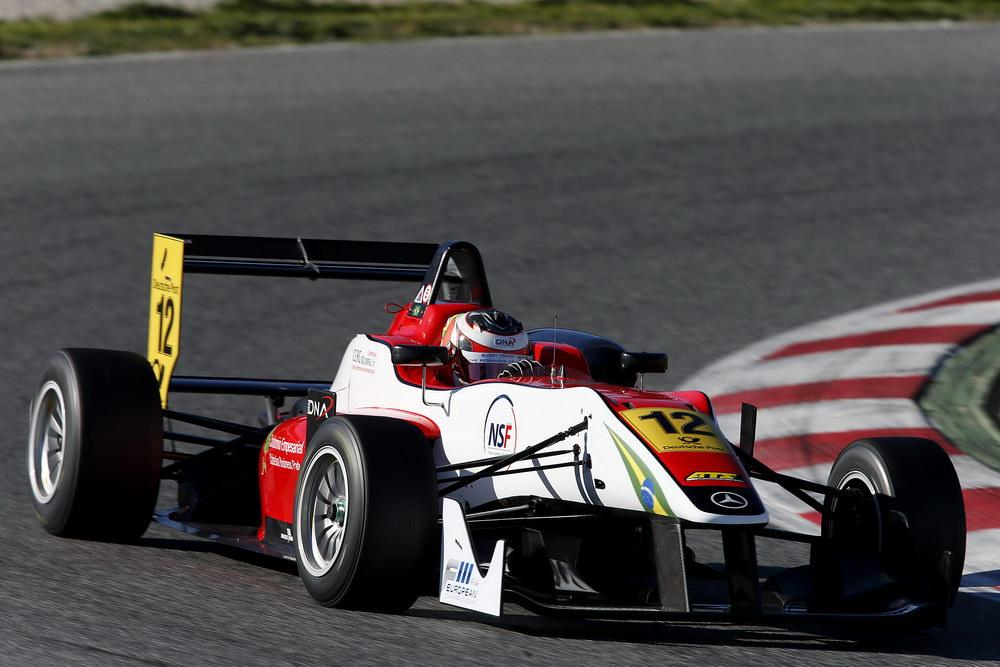 FIA Formula 3 European Championship Test Barcelona (E)