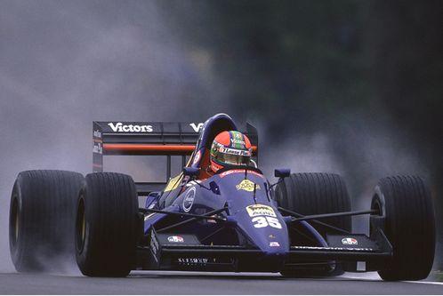 Lamborghini, equipe histórica de Formula 1 de 1991 - by rodrigomattardotcom.wordpress.com
