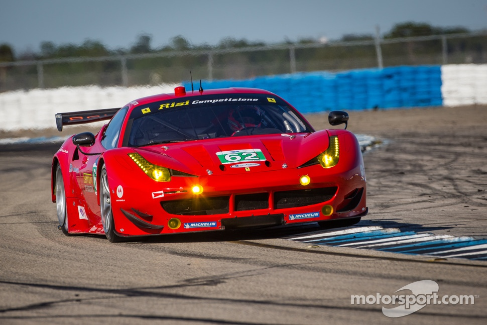 Ferrari Risi-pole