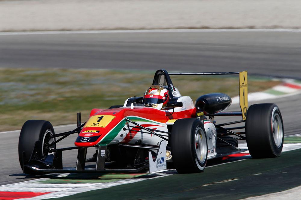 FIA Formula 3 European Championship, round 1 Monza (I)