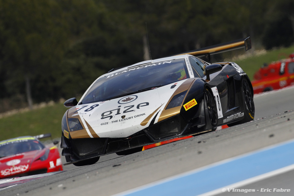 BES 2013 test Paul Ricard