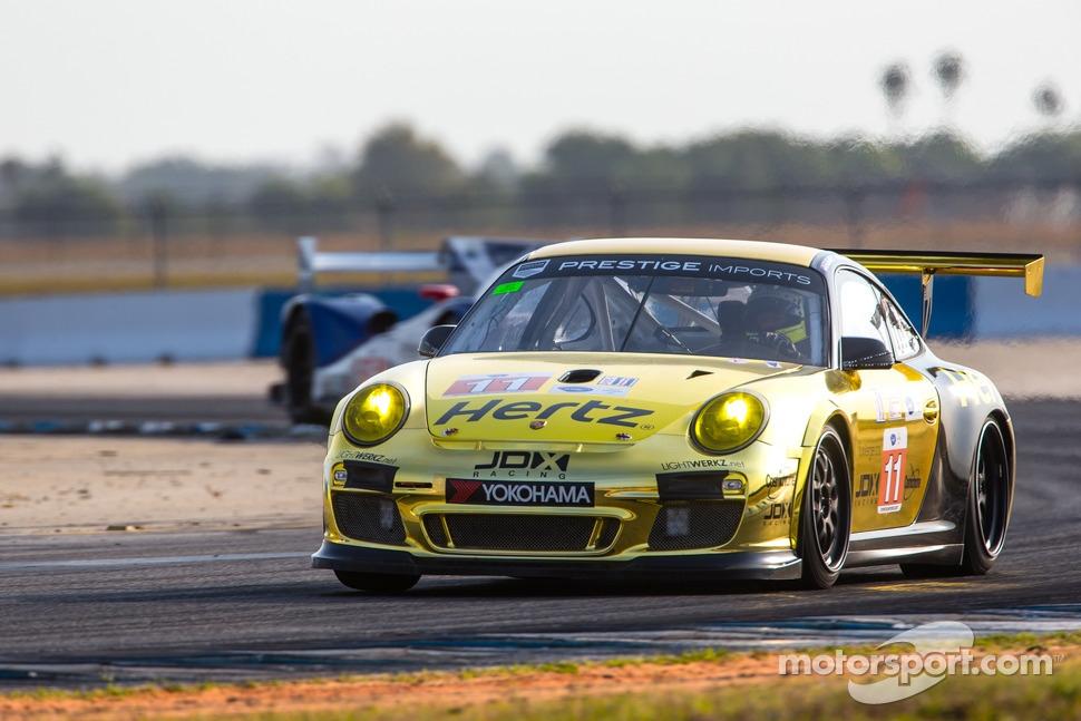 Porsche JDX-11