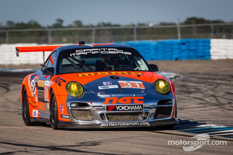 Porsche NGT-31