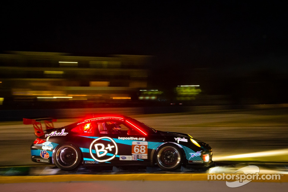 Porsche TRG-68