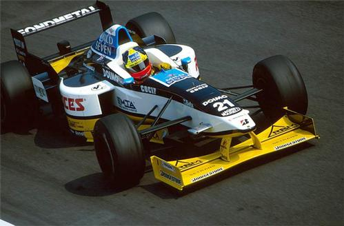 Minardi, equipe histórica de Formula 1 de 1997 - by rodrigomattardotcom.wordpress.com