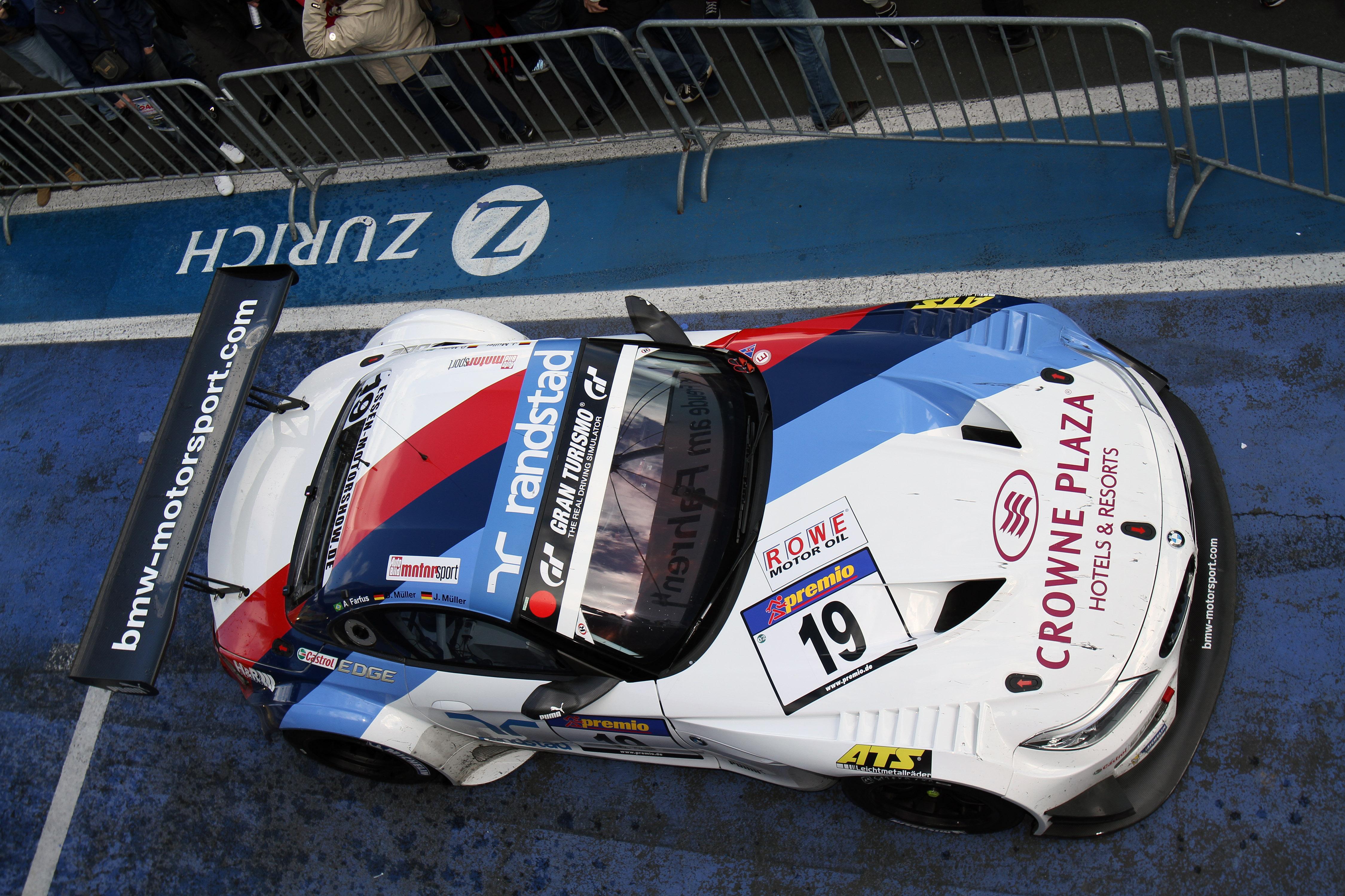 Motor Racing - VLN DMV 4-Stunden-Rennen, Round 2, Nurburgring, Germany