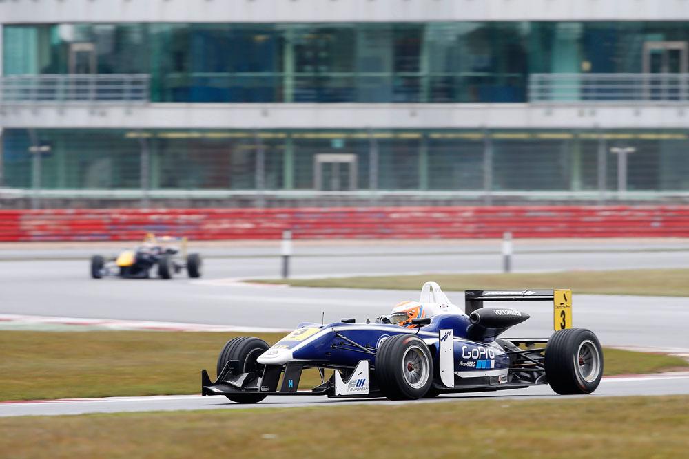 FIA Formula 3 European Championship, round 2, Silverstone (GB)