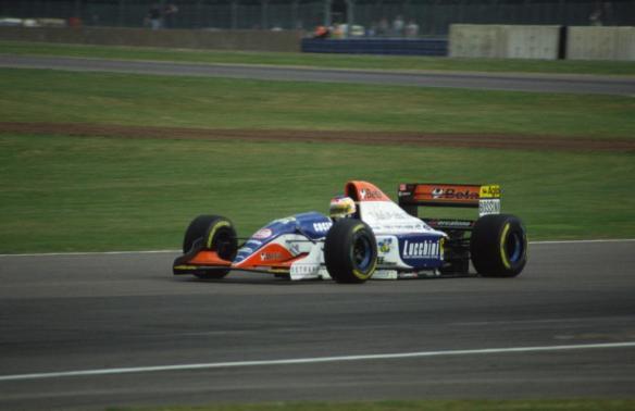 Michele Alboreto Minardi M193B 03_02