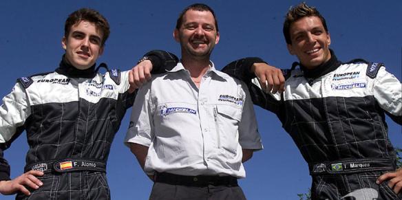 Minardi 2001