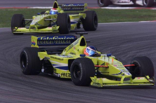 Minardi-M022