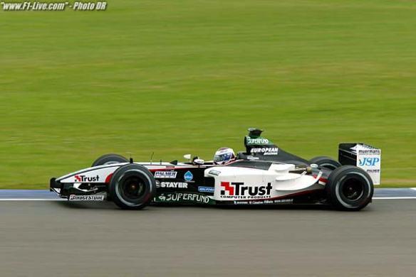 Minardi PS03