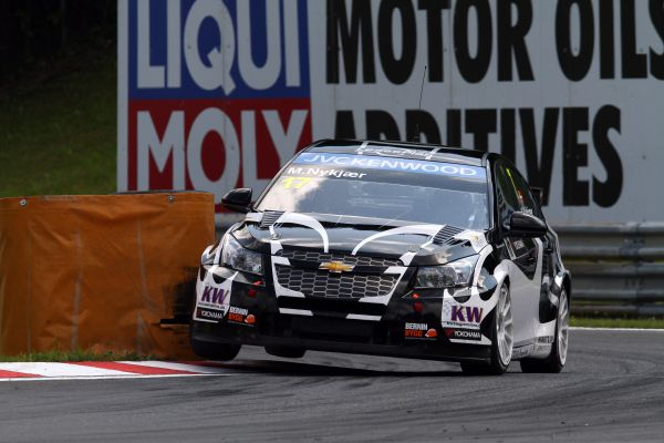 FIA WTCC Salzburg, Austria 18-19 May 2013