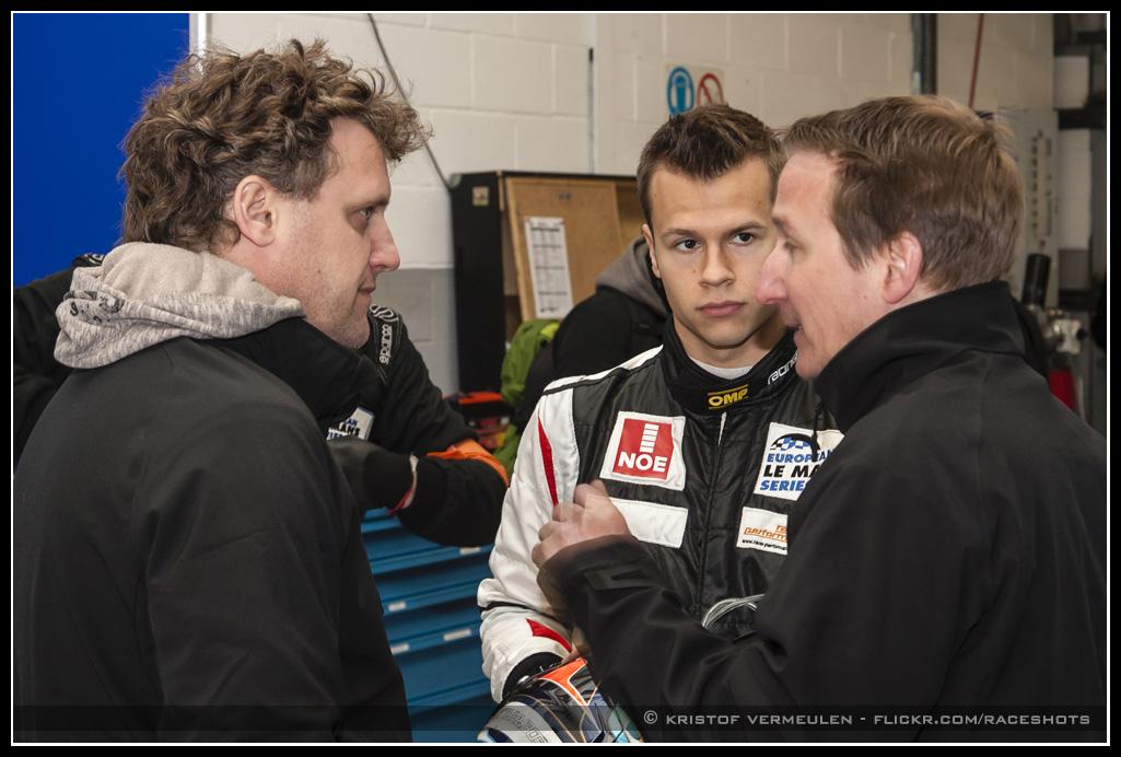 European Le Mans Series 2013 - Race 1 : Silverstone