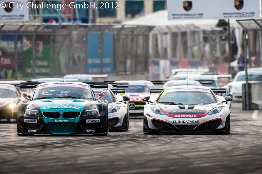 2012 City Challenge Baku