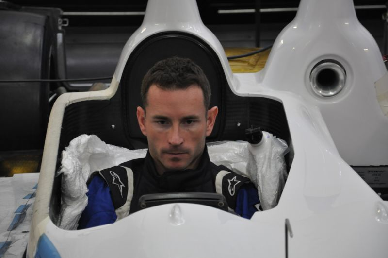 Danny Watts - Strakka Racing Seat Fitting_first column