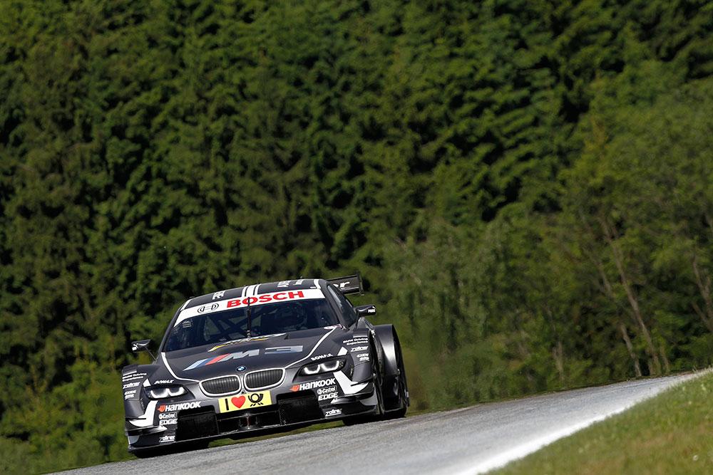 8 Joey Hand (USA), BMW Team RBM, BMW M3 DTM