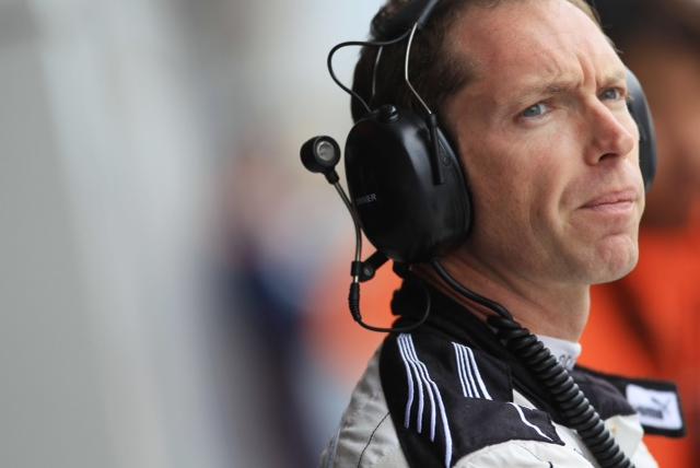 Jonny Kane Strakka Racing HPD ARX 03a Honda
