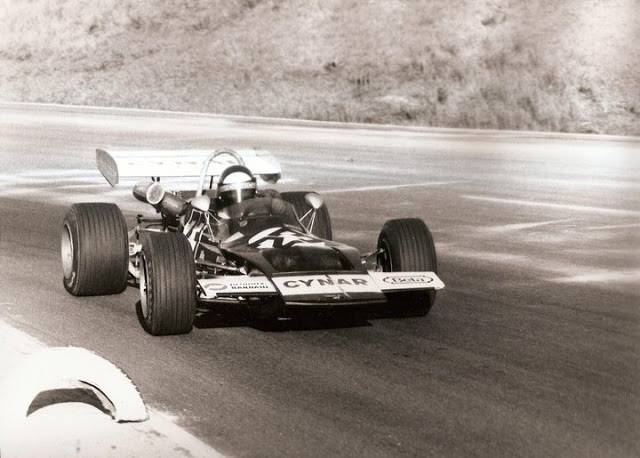 GIOVANNI SALVATI- MARCH 712 (F2) TARUMÃ, 1971