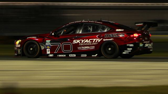 Mazda6 GX Grand AM Racer