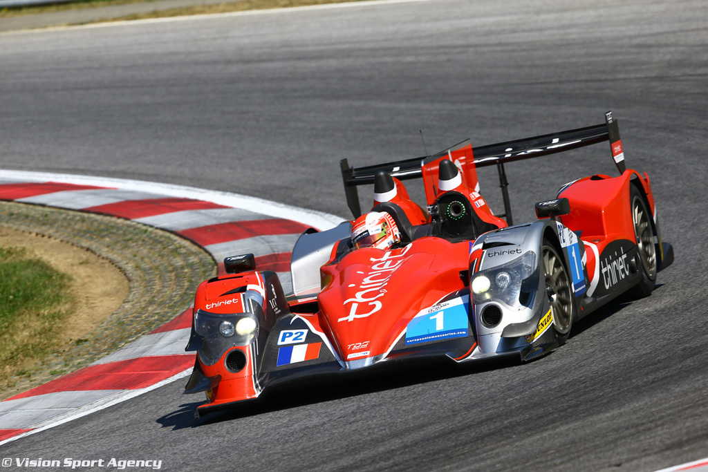 MOTORSPORT : EUROPEAN LE MANS SERIES RED BULL RING (AUT) 07/19-20/2013