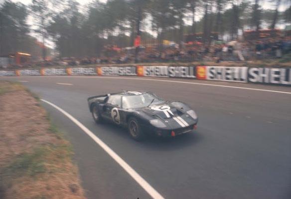 1966 - Bruce McLaren - Chris Amon