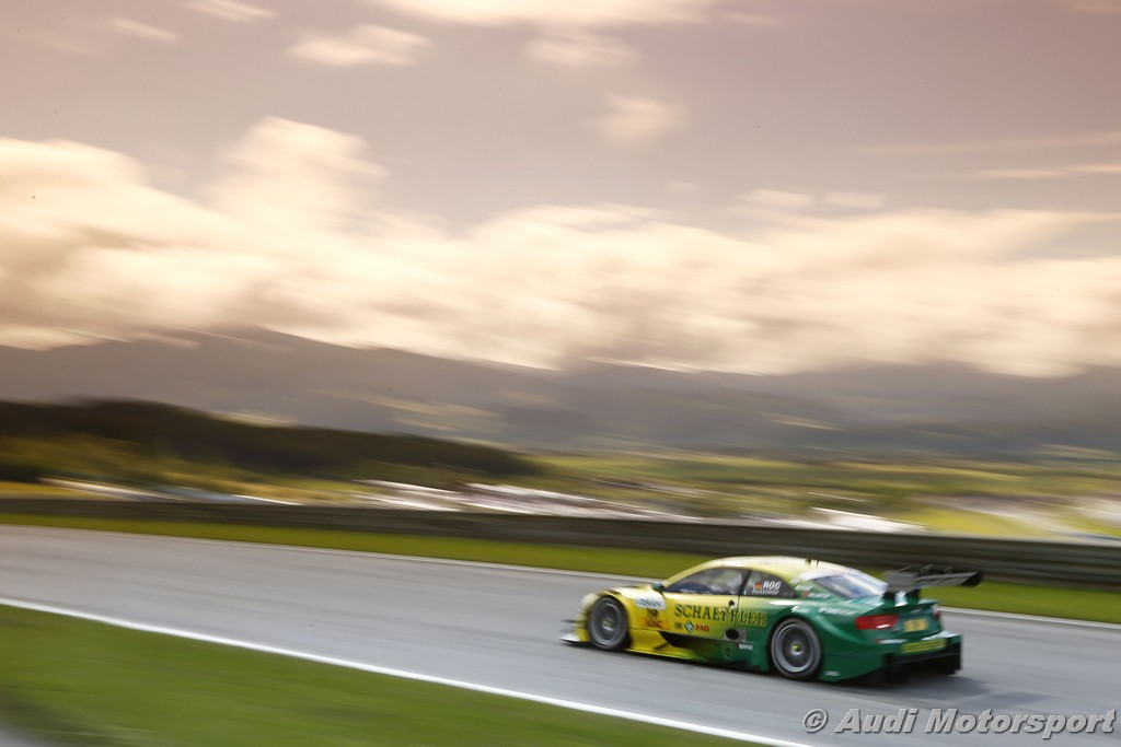Motorsports / DTM 2013, 3. Rennen Red Bull Ring Spielberg (AUT)