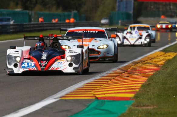 MOTORSPORT - 6 HOURS OF SPA WEC 2013