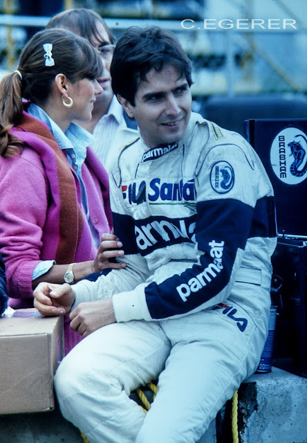83 Detroit GP Nelson Piquet 2