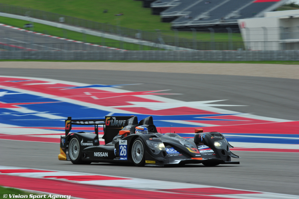 MOTORSPORT : FIA WEC WORLD ENDURANCE CHAMPIONNSHIP 6 HOURS OF CIRCUIT OF AMERICA 09/20-22/2013