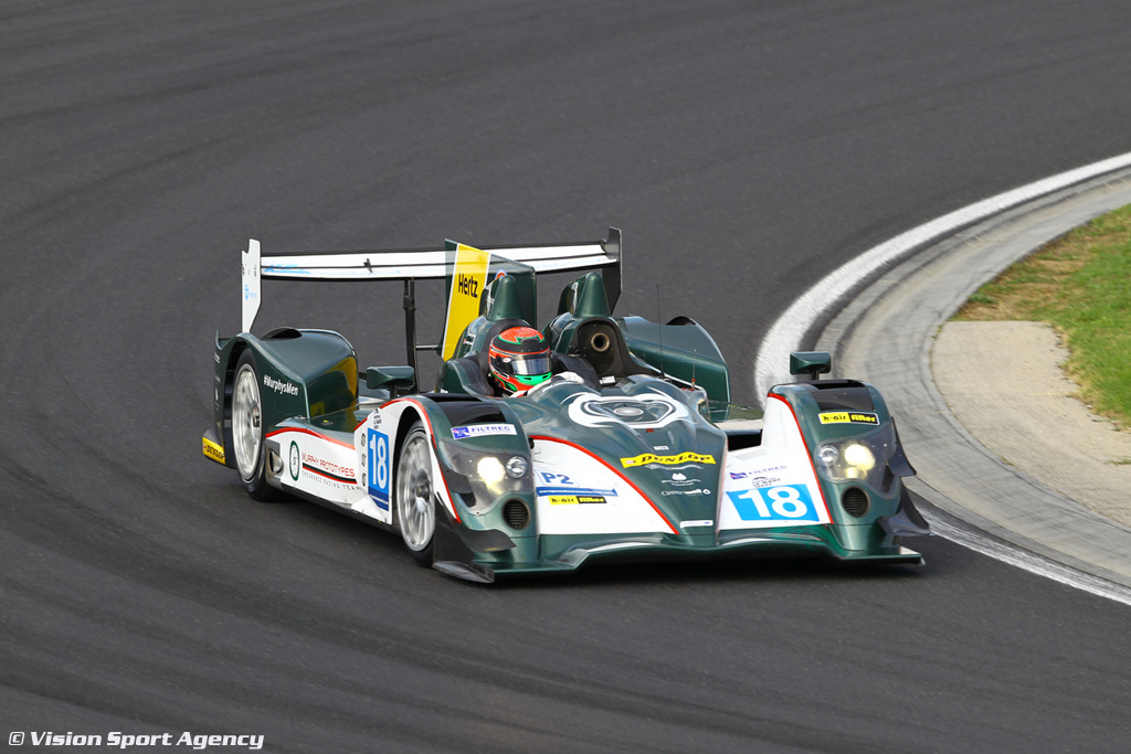 MOTORSPORT : EUROPEAN LE MANS SERIES - ROUND 4 - HUNGARORING - 09/12-14/2013