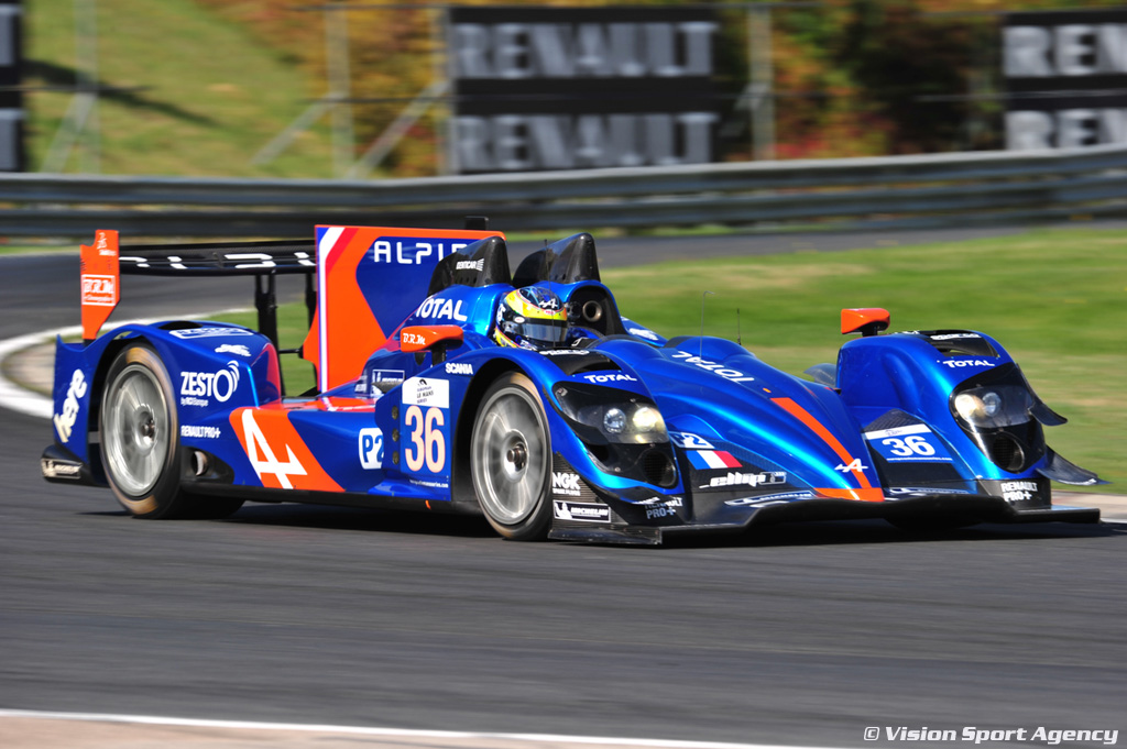 MOTORSPORT : EUROPEAN LE MANS SERIES HUNGARORING 4 ROUND 09/13-14/2013