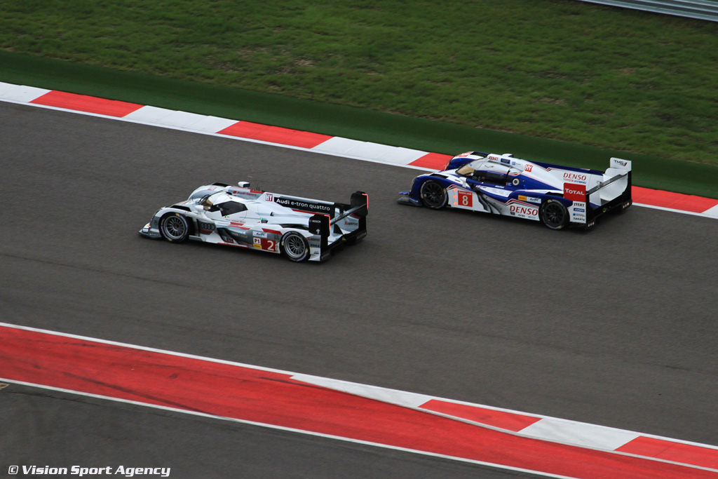 MOTORSPORT : FIA WEC WORLD ENDURANCE CHAMPIONSHIP 6 HOURS OF CIRCUIT OF THE AMERICAS ROUND 5 09/20-22/2013
