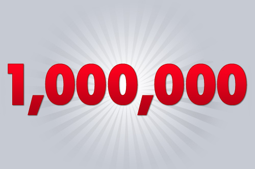 1 milhao