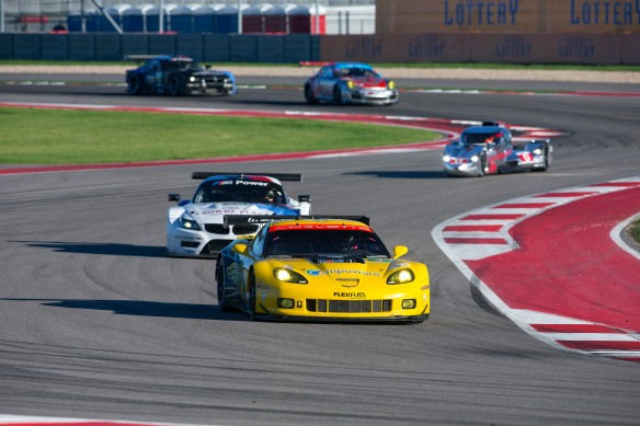 Corvette Racing Circuit of the Americas 2013