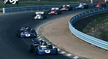 F1 FRANCOIS CEVERT