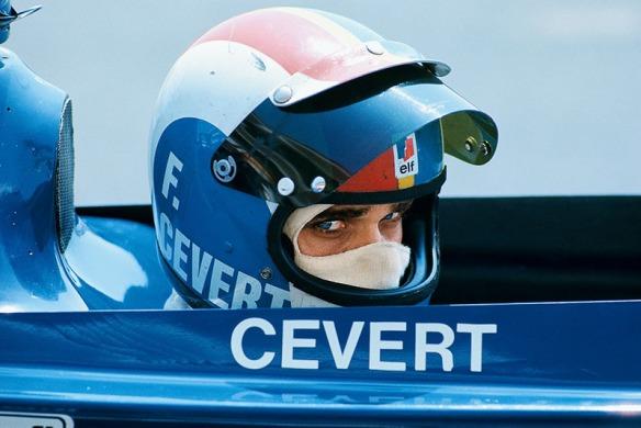 Francois Cevert, Le Castellet 1973
