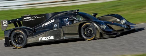 2014 Mazda SKYACTIV-D Prototype Racer